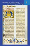 img - for Bernard Of Clairvaux: Sermons on the Song of Songs Volume 1 book / textbook / text book
