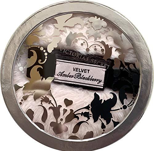 (Victoria's Secret Parfums Intimes Velvet Amber Blackberry Shimmer Luminous Fragrance Powder 2.6oz )