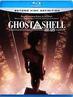 Ghost in the Shell 2.0 [Blu-ray] (B002NUULNG) | Amazon price tracker / tracking, Amazon price history charts, Amazon price watches, Amazon price drop alerts