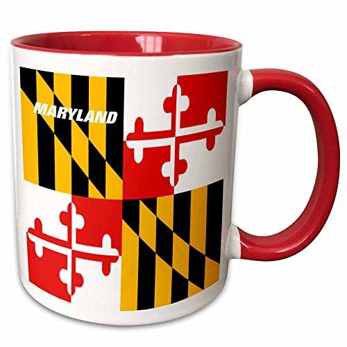 3dRose Florene State Flags mug 45066 5