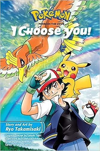 8f8f474982896 Amazon.fr - Pokemon The Movie: I Choose You - Ryo Takamisaki - Livres
