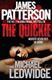 Front cover for the book The Quickie by James Patterson