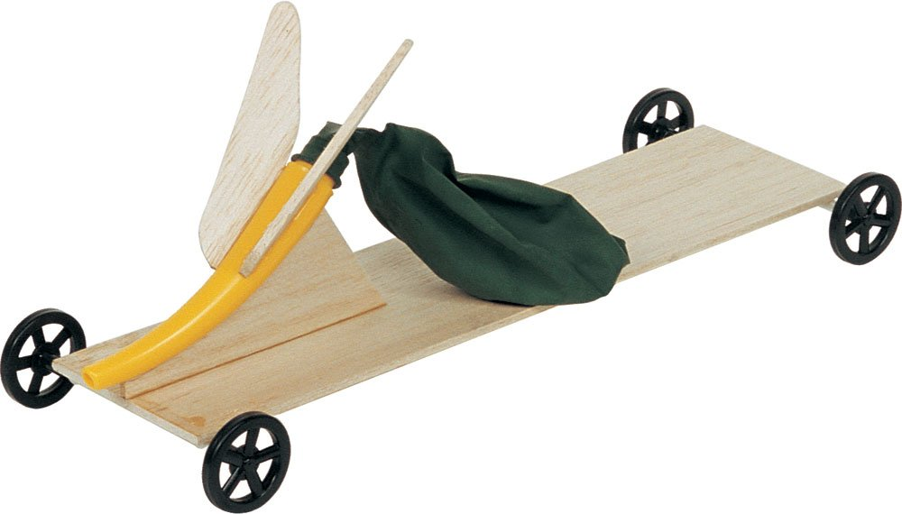 Pitsco Balloon Buggy Pack (For 50 Students)