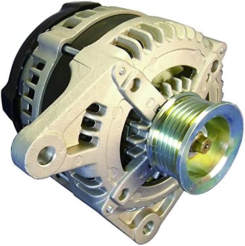 04801480AB Dodge Grand Caravan 08-10 Town Country 4.0L 08-10 4801480AB Volkswagen Routan 4.0L 09-10 7B0-903-015A New Alternator For Chrysler Pacifica V6 4.0L 07-08