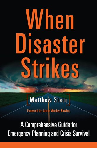 When Disaster Strikes: A Comprehensive Guide for Emergency Prepping and Crisis Survival by [Stein, Matthew]