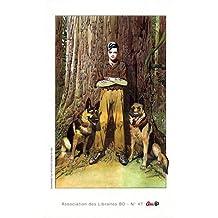 Malès - Ex-libris - Association des Libraires BD - tirage n° 47 - Les Révoltés (Canal BD)