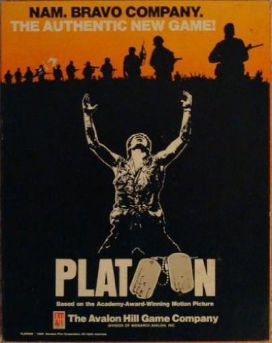 Platoon: A Game of the Vietnam War [BOX SET]
