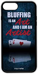 Macmerise Art Of Bluffing Lite Case For Iphone 8 Plus