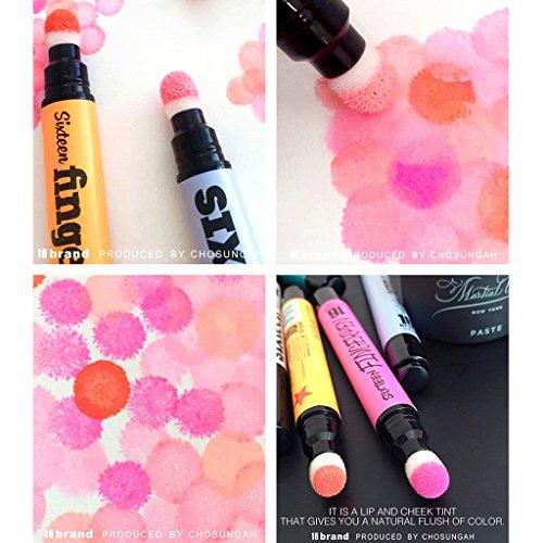 Amazon Com 16brand Sixteen Finger Pen 5ml Multi Stick Makeup