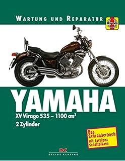 Yamaha XV 535 Virago: Amazon de: F J Schermer: Bücher