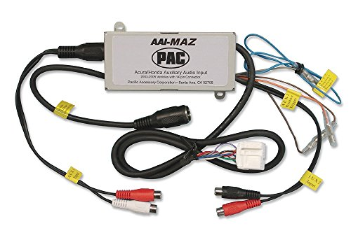 Pacific Accessory Interface Adapter - Disc Changer, Car Radi