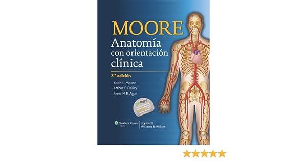 Anatomía con orientación clínica (Spanish Edition) - Kindle edition ...