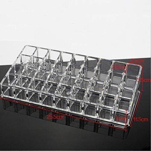 XWYSSH主催 化粧品収納ボックス透明なプラスチック化粧箱化粧ストレージボックスオーガナイザーボックスストレージリップスティックホルダーラック XWYSSH