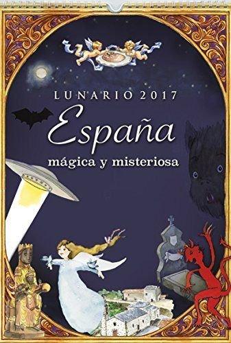 Calendario Lunario España Mágica Calendario lunario España magica: Amazon.es: Vv.Aa.: Libros