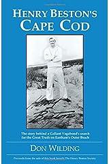 Henry Beston's Cape Cod Paperback