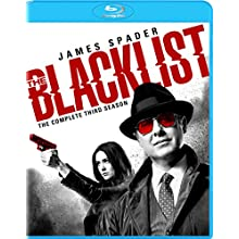 The Blacklist: Season 3 (Blu-ray + UltraViolet) (2017)