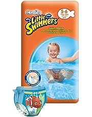 حفاضات هجيز للسباحة الصغار للاستعمال مرة واحدة ، مقاس 5-6 - 11 سروال إجمالي