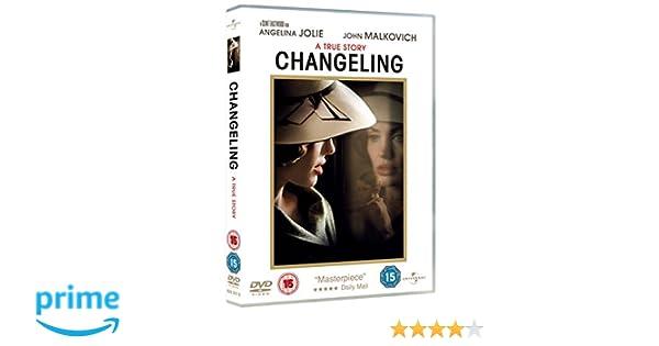 Changeling Edizione: Regno Unito Reino Unido DVD: Amazon.es ...