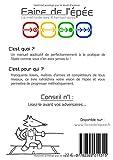 Image de Faire de l'épée - La méthode des 4 fantastiques (French Edition)