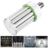Yescom 100W LED Corn Light Bulb E39 13000LM 5000K 728 Pcs SMD 2835 Built-in Fan UL Listed Garage Factory Warehouse