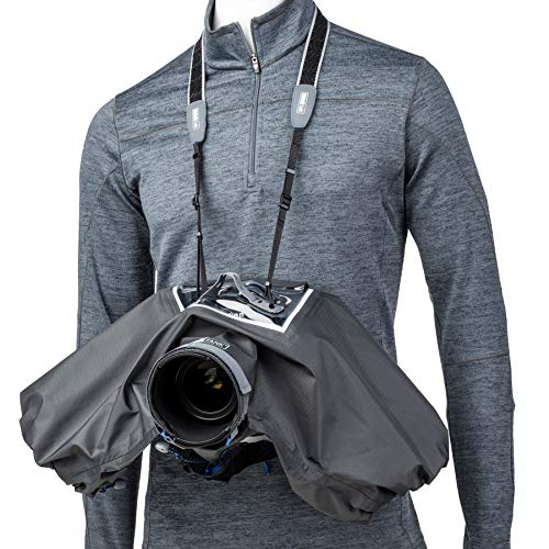Think Tank Photo Hydrophobia D 24-70 V3 Camera Rain Cover for DSLR Camera with 24-70mm f/2.8 Lens by Think Tank (Image #5)