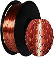 GIANTARM Filament PLA 1.75mm Silk,3D Drucker PLA filament 1kg Spool