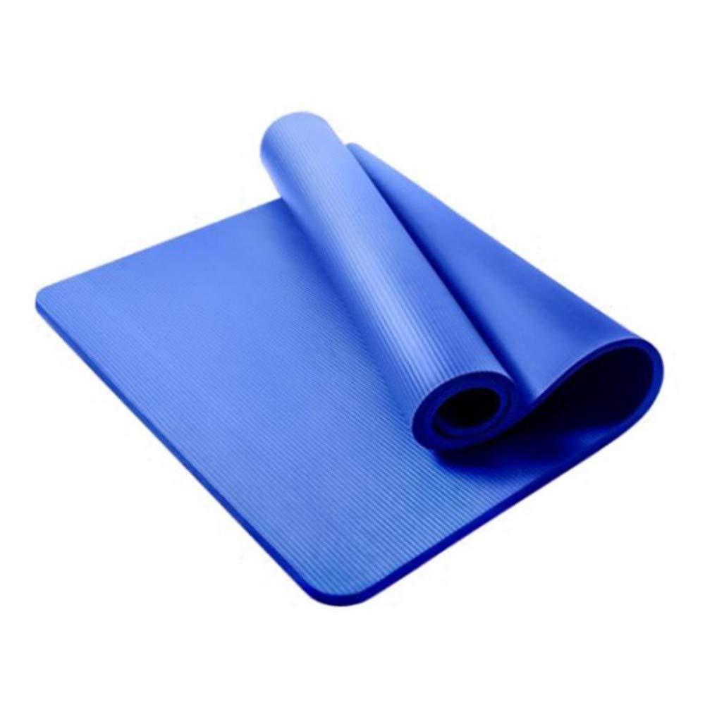 LMSHM Yoga Mat Esteras Antideslizantes De La Yoga De 15Mm ...