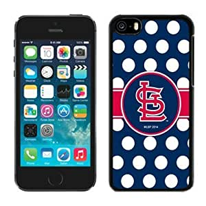 Custom Iphone 5c Case MLB St. Louis Cardinals 3 Pensonalized Phone Covers