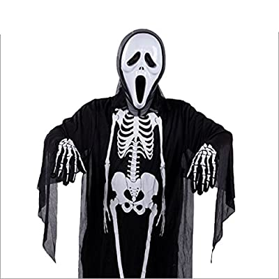 MEYKISS Halloween Props Adults Cape Costume Deluxe Cloak
