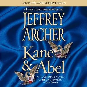 Kane & Abel Audiobook