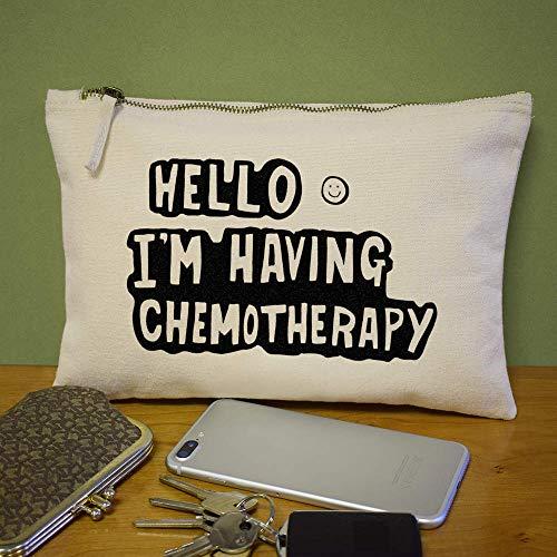 'i'm cl00010852 Accesorios Bolso Having Case Chemotherapy' De Embrague Azeeda RwT6dq6