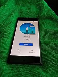 Sony Xperia XZs G8232 4GB RAM / 64GB ROM 5.2-Inch 19MP 4G LTE Dual SIM FACTORY UNLOCKED - International Stock No Warranty (BLACK)
