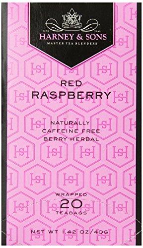 Harney Sons Herbal Raspberry Bags