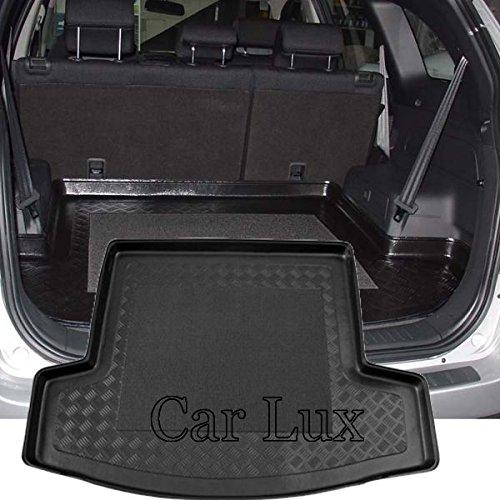 Alfombra Cubeta Protector cubre maletero a medida con antideslizante Car Lux AR01661