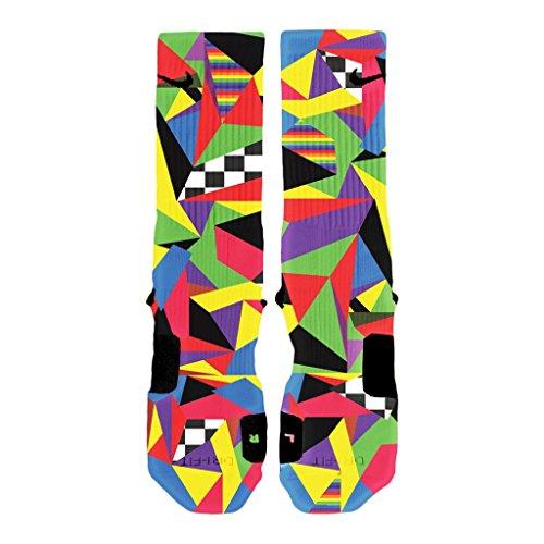 brand new 62bf6 6cbb6 Aeropost.com Colombia - HoopSwagg What The Custom Elite Socks