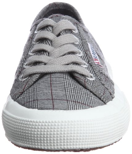 995 Sneakers Gallesu EU 995 Basses White Superga mixte adulte Multicolore White 45 2750 Grey Multicolore Grey wExHHP50