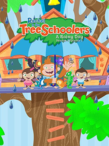 Rachel and the TreeSchoolers Season 1 Episode 1: A Rainy Day by