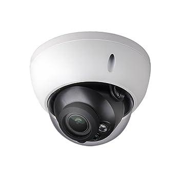 Dahua - Cámara Domo Profesional 4 Mpx IP PoE, Varifocal, con iluminación infrarroja, Antivandálica: Amazon.es: Bricolaje y herramientas
