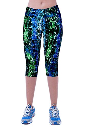 Ancia Womens Workout Leggings Stretch product image