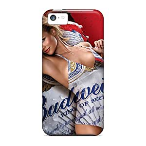 Special StarFisher Skin Case Cover For Iphone 5c, Popular Budweiser Phone Case