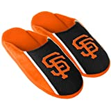 MLB San Francisco Giants Mesh Logo Slide-Men's Slipper, SM (7-8)