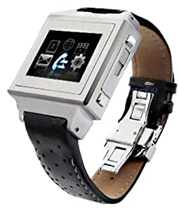 sWaP SIGNATURE Sophisticated Executive Sim Free Mobile Phone Watch