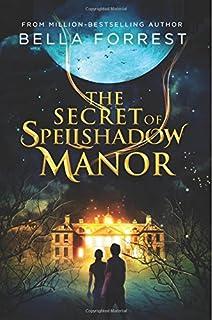 Book Cover: The Secret of Spellshadow Manor