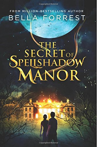 Book Cover: The Secret of Spellshadow Manor