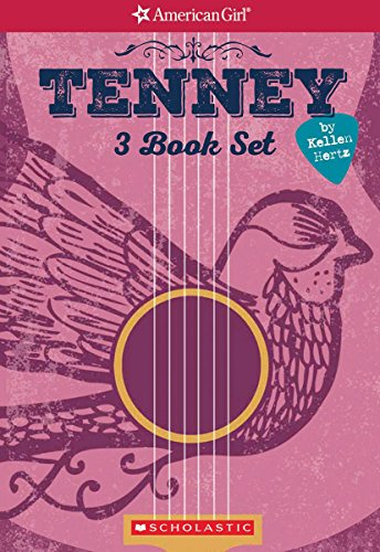 Tenney 3-Book Box Set (American Girl: Tenney Grant) (1) (Best American Country Singers)