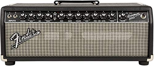 Fender Bassman 500 Head Bass Amplifier Head ()
