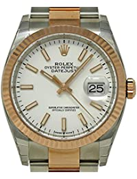 Datejust Swiss-Automatic Male Watch 126231 (Certified Pre-Owned)