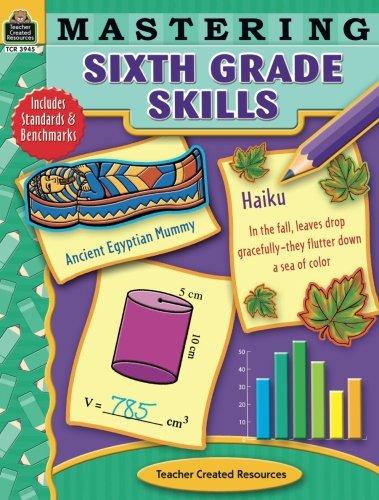 Mastering Sixth Grade Skills (Mastering Skills)