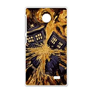 VOV Doctor Who Cell Phone Case for Nokia Lumia X