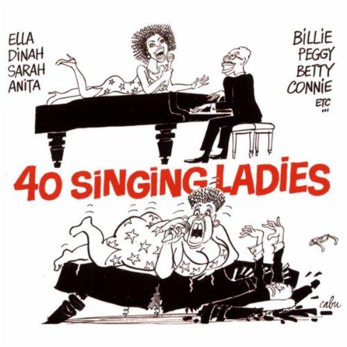 Masters of Jazz - 40 Singing L...